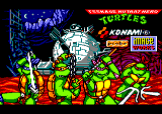 Turtles 2: The Coin-Op Game (Cassette) For The Amstrad CPC464