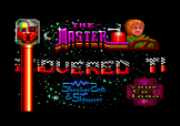 Star Driver Screenshot 2 (Amstrad CPC464)