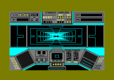 Interdictor Pilot Screenshot 1 (Amstrad CPC464)