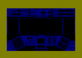 Interdictor Pilot Screenshot 3 (Amstrad CPC464)