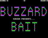 Buzzard Bait Screenshot 0 (Apple II/IIc)