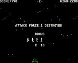 Buzzard Bait Screenshot 4 (Apple II/IIc)