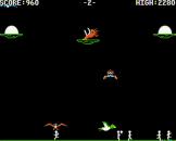 Buzzard Bait Screenshot 6 (Apple II/IIc)