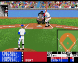 HardBall! Screenshot 2 (Apple IIGS)