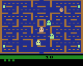 Pac-Man Screenshot 0 (Atari 2600)