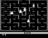 Pac-Man Screenshot 4 (Atari 2600)