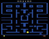 Pac-Man Screenshot 6 (Atari 2600)