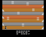 Elevators Amiss Screenshot 0 (Atari 2600)