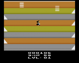 Elevators Amiss Screenshot 1 (Atari 2600)