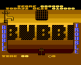 Bubble Trouble Screenshot 0 (Atari 400/800/XL/XE)