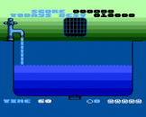 Bubble Trouble Screenshot 1 (Atari 400/800/XL/XE)