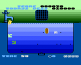 Bubble Trouble Screenshot 2 (Atari 400/800/XL/XE)