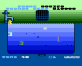 Bubble Trouble Screenshot 3 (Atari 400/800/XL/XE)
