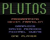 Plutos (ROM Cart) For The Atari 7800