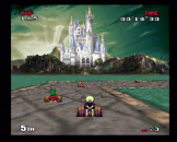 Atari Karts Screenshot 1 (Atari Jaguar (EU Version))