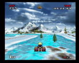 Atari Karts Screenshot 4 (Atari Jaguar (EU Version))