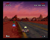 Atari Karts Screenshot 5 (Atari Jaguar (EU Version))