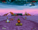 Atari Karts Screenshot 14 (Atari Jaguar (EU Version))