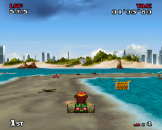 Atari Karts Screenshot 21 (Atari Jaguar (EU Version))