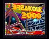 Breakout 2000 (ROM Cart) For The Atari Jaguar (EU Version)