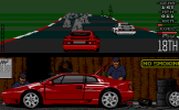 Lotus Esprit Turbo Challenge Screenshot 1 (Atari ST)