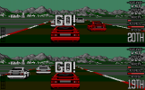 Lotus Esprit Turbo Challenge Screenshot 2 (Atari ST)