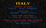 Lotus Esprit Turbo Challenge Screenshot 5 (Atari ST)