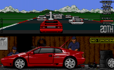 Lotus Esprit Turbo Challenge Screenshot 7 (Atari ST)