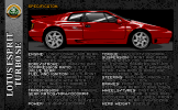 Lotus Esprit Turbo Challenge Screenshot 12 (Atari ST)