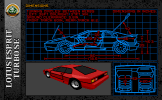 Lotus Esprit Turbo Challenge Screenshot 15 (Atari ST)