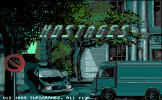 """Hostages (3.5"""" Disc) For The Atari ST"""