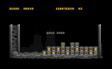 Nuclear Waste Dump Screenshot 2 (Atari ST)
