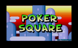 Poker Square Loading Screen For The Atari ST