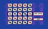 Poker Square Screenshot 2 (Atari ST)