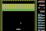 Arthur Noid Screenshot 1 (Commodore 16/Plus 4)