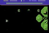 Liberator Screenshot 1 (Commodore 16/Plus 4)