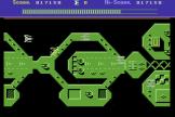 Liberator Screenshot 2 (Commodore 16/Plus 4)