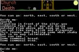 Church Of Death Screenshot 3 (Commodore Plus 4)