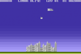 Lunar Blitz Screenshot 1 (Commodore 16/Plus 4)
