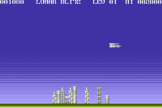 Lunar Blitz Screenshot 2 (Commodore 16/Plus 4)