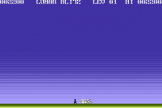 Lunar Blitz Screenshot 3 (Commodore 16/Plus 4)