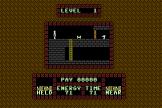 Saboteur Screenshot 1 (Commodore 16/Plus 4)