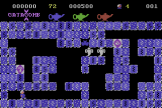 Cuthbert Enters The Tombs Of Doom Screenshot 1 (Commodore 16)