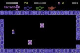 Cuthbert Enters The Tombs Of Doom Screenshot 3 (Commodore 16)