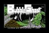 Bubble Ghost (Cassette) For The Commodore 64