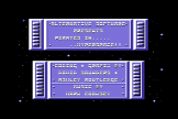 Pirates In Hyperspace Loading Screen For The Commodore 64/128