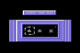 Pirates In Hyperspace Screenshot 1 (Commodore 64/128)