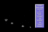 Pirates In Hyperspace Screenshot 2 (Commodore 64/128)