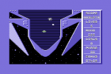 Pirates In Hyperspace Screenshot 6 (Commodore 64/128)