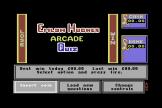 Emlyn Hughes Arcade Quiz Screenshot 1 (Commodore 64/128)